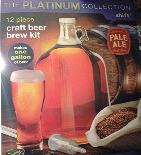 UPC 694202234587, Platinum Collection Beer Brewing Kit