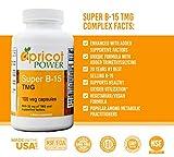 Apricot Power Super B-15 Non Toxic Pangamic Acid