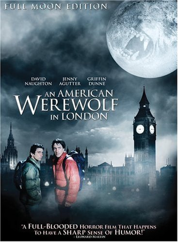 Halloween Superstitions Black Cats (An American Werewolf in London (Full Moon)
