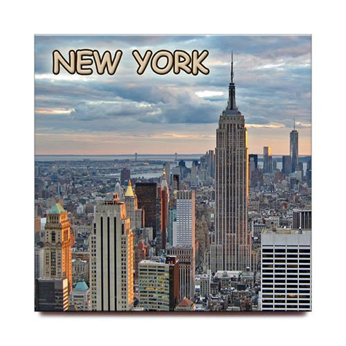fridge magnet new york - 7