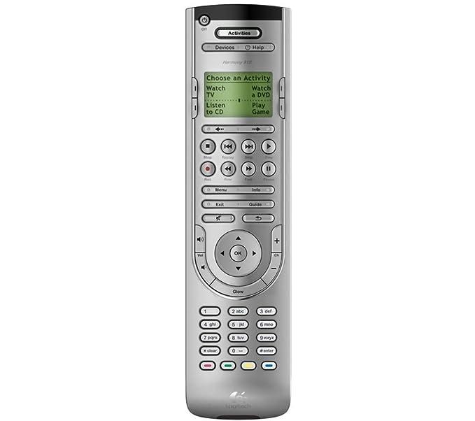8c7a918ea76 Logitech Harmony 515 Universal Advanced Remote Control: Amazon.co.uk:  Electronics