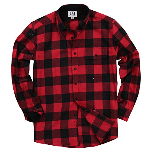 Red Black Flannel - 6