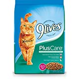 9 Lives Plus Care Dry Cat Food - 12 Lb