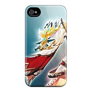 Iphone 4/4s Cover Case - Eco-friendly Packaging(lineage Ii)