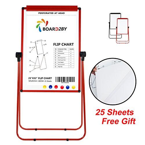 Easy Easel Frame (Board2by U-Stand Whiteboard/ Flipchart Easel - 24