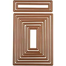 Spellbinders Nestabilities Card Creator Die Templates, A-2 Matting Basics B-S5-132