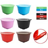 9 Cups/Pack Refillable Dolce Gusto Coffee Capsules Refilling Pods Reusable Dolce Gusto Coffee Capsule