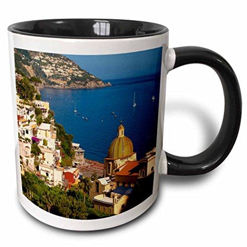 3dRose Hillside Positano Campania Bjn0038