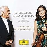 Sibelius,Glazunov Violin Concertos