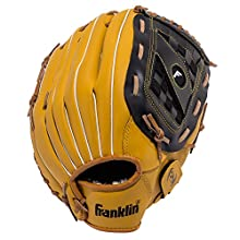 "Franklin Sports Field Master Series Baseball Gloves, 14"", Right Hand Throw"