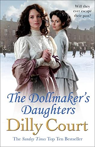 book cover of The Dollmaker\'s Daughters