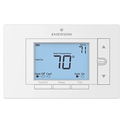 Emerson UNP310 Universal Non-Programmable Thermostat by White-Rodgers