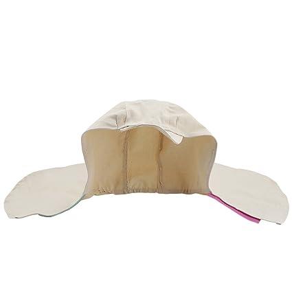 Capucha protectora de soldador Capucha cubierta de cuello de soldador con forro de hombro de cuello