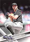 2017 Topps Series 2 #371 Chad Bettis Colorado Rockies Baseball Card