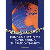 Fundamentals of Engineering Thermodynamics, 8th Edition