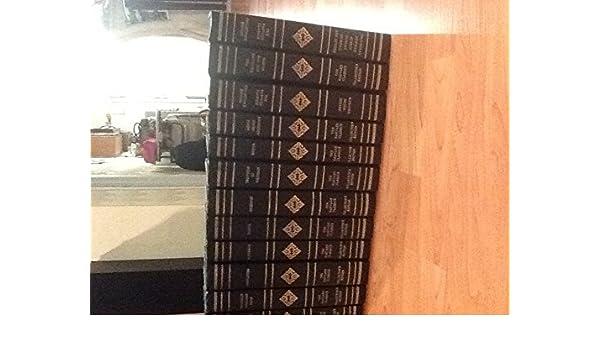 The Harvard Classics Collector's Edition 12 Volume Set (American
