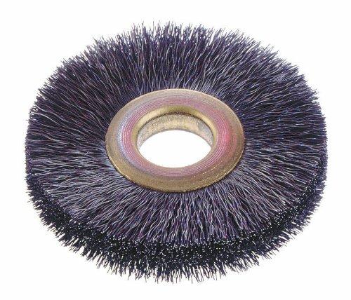 0.006 0.006 Carbon Steel Osborn 00011016SP 11016Sp Crimped Wire Wheel Brush