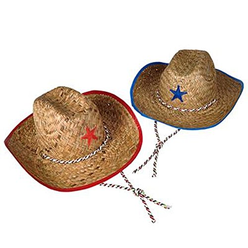 STRAW (Inflatable Cowboy Hat)