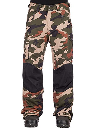 Esquí green 8p3024 O'neill Pantalón Verde Aop Hombre 7UEnnTqCw