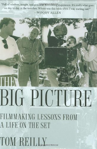 Download The Big Picture: Filmmaking Lessons from a Life on the Set pdf