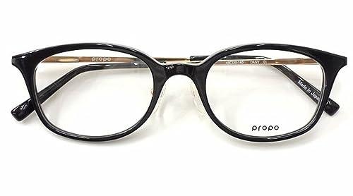 【PROPODESIGN】プロポデザインメガネ DANYcol.01【正規総代理店品】(度付き非球面 1.60 UVカットレンズ装備)