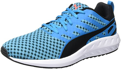 black Blast De atomic Chaussures Homme Blau Running Puma Blue red white Compétition 01 Flare x7zwHqnT1