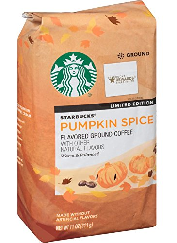 Starbucks Pumpkin Spice Flavored Ground Coffee by Starbucks