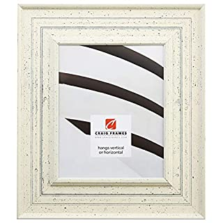 Craig Frames 813786001620AC 3-Inch Wide Picture/Poster Frame in Smooth Paint Finish, 16 by 20-Inch,Whitewash (B005BSNMO2) | Amazon price tracker / tracking, Amazon price history charts, Amazon price watches, Amazon price drop alerts
