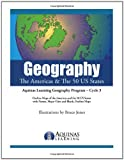 Geography, the Americas and the 50 US States, J. Bruce Jones, 1466211490