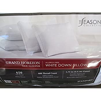 Amazon Com The Seasons Collection R Grand Horizon White