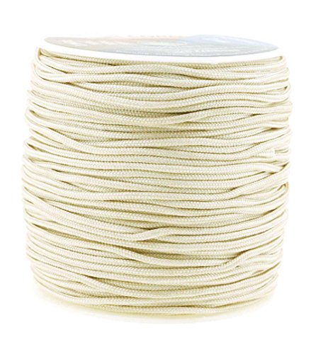 Review Mandala Crafts Extra Long 1mm 1.5mm 2mm Braided Nylon 109 YD Light Fan Shade Lift Blinds Cord...
