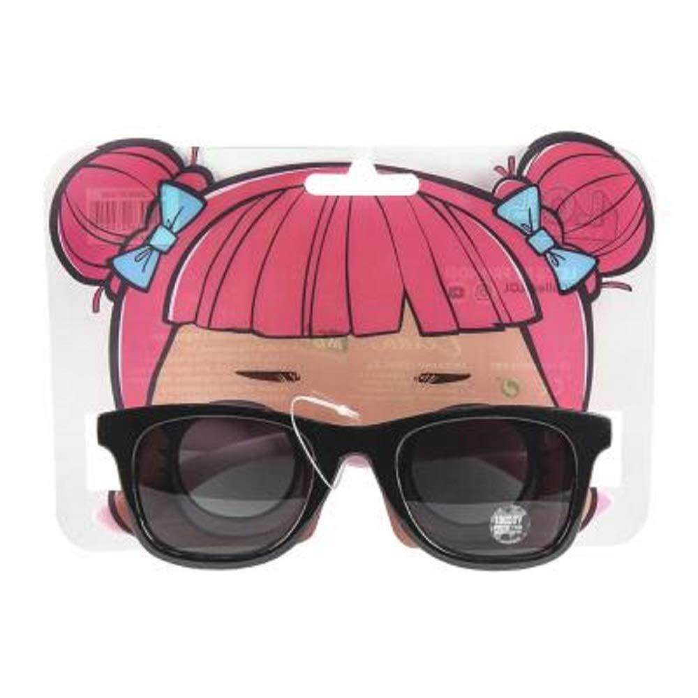 ddaf59becb L.O.L. Surprise ! Gafas De Sol Para Niñas | Gran Idea De Regalo Para Niños  | De Las Muñecas De Confetti Pop Cat-eye Para El Verano |100% Protección UV  ...