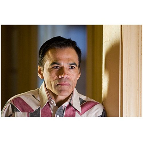 The Astronaut Smallholder Close Up of Sal Lopez as Pepe Garcia 8 x 10 Inch Photo