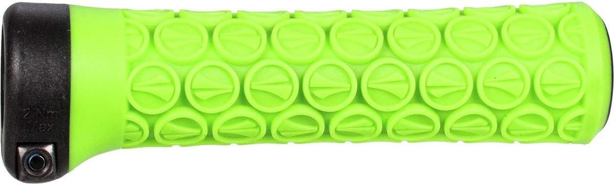 Kit Junior Pro SDG Color Verde ne/ón Mixto Adulto Sella, Manillar, agarres, Pedales, Espaciador