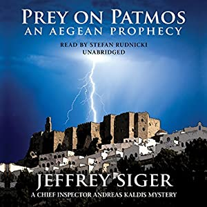 Prey on Patmos Audiobook