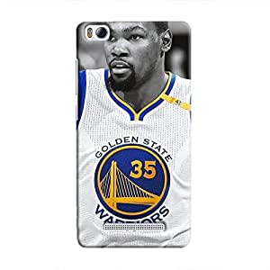 Cover It Up - Golden State Warriors Mi4i Hard Case