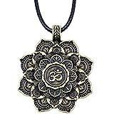 Paw Paw House Yoga Inspired Om Lotus Mandala...