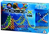 : Magz-X 106 Magnetic Construction Kit MX106 (Age 5+)