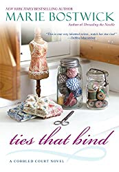 Ties That Bind (Cobbled Court Quilts Book 5)