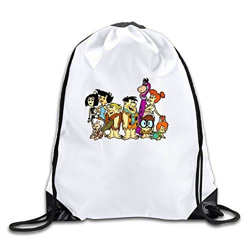 LCNANA The Flintstones New Design One Size Travel Bag (Couples Caveman Costumes)