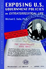 Exposing U.S. Government Policies On Extraterrestrial Life: The Challenge Of Exopolitics by Michael E. Salla (2009-01-24) Paperback