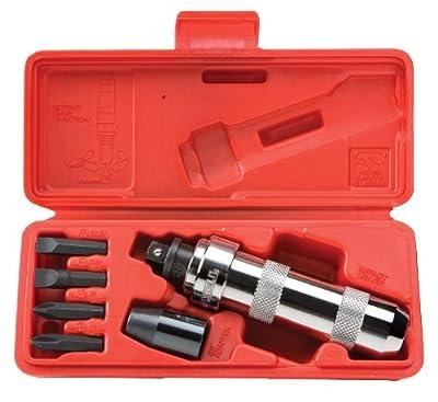 TEKTON 2905 3/8-Inch Drive Manual Hand Impact Driver Set, 7-Piece by TEKTON