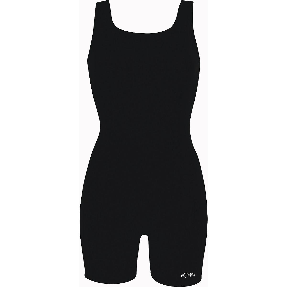 Dolfin AQUASHAPE Women's Solid AQUATARD Black Size 8