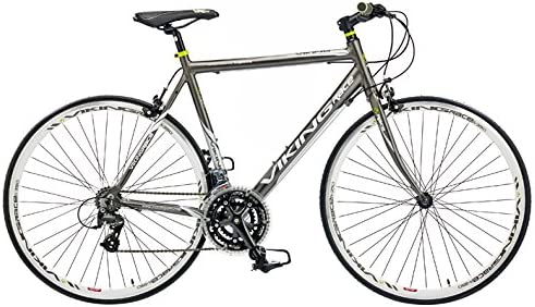 viking Trieste 700 C - Bicicleta de Carretera para Hombre, Talla M (165-175 cm), Color Negro: Amazon.es: Deportes y aire libre