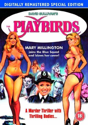 The Playbirds ( David Sullivan's The Playbirds (Bet Birds) ) ( Secrets of a Playgirl (The Playbird Murders) ) [ NON-USA FORMAT, PAL, Reg.0 Import - United Kingdom ]