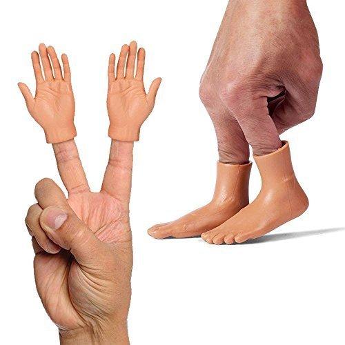 (Finger Hands and Feet Set - Finger Puppets)