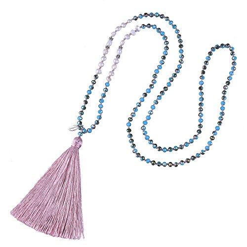 Kelitch Jewelry Summer Necklace Handmade