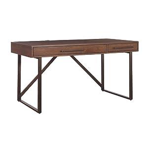 Ashley Furniture Signature Design - Starmore Home Office Desk - Brown