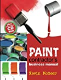Paint Contractors Business Manual, Kevin McGeer, 0620508760
