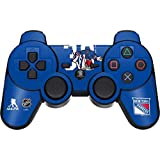 Skinit New York Rangers PS3 Dual Shock wireless controller Skin - Henrik Lundqvist #30 Action Sketch | NHL Skin